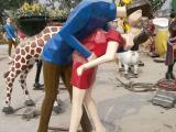 爱情主题雕塑价格,情侣雕塑制作厂家推荐