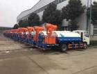 抑尘车 洒水车功配置 工作原理和用途