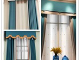 定做客厅窗帘卧室窗帘免费上门服务