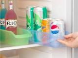 F548 冰箱饮料收纳盒 分类整理盒 餐具筷子食物储物盒 厨房小工具