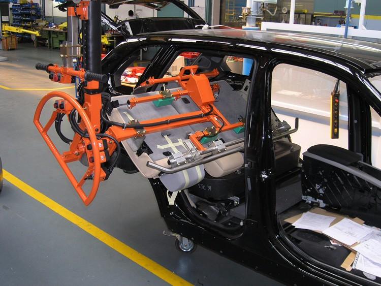 广东移动式助力机械手移动式助力机械手机械助力臂气动平衡吊