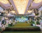 银川婚宴酒店布置给您高端宴会厅