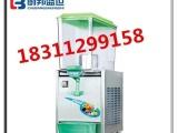 北京双缸果汁机|喷淋式冷饮机器|自动循环果汁机