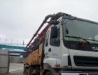 转让 混凝土泵车三一重工三一重工车况精品车在昆明非诚