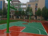 郑州生产厂家2020款国标篮球架