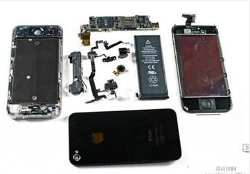 苹果手机iPhone6\/6s主板进水维修换屏换电池_