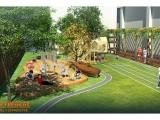 南昌3D园林景观鸟瞰图