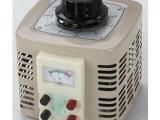 上海谷易接触调压器3000w输入220v调压器TDGC2 3kv