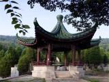 鄭州滎陽邙山陵園,單穴雙穴墓地 綠色生態花園式公墓