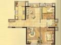 阳光城高品质小区正规三房A户型高楼层视野好朝南朝北!