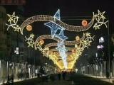 市政街道LED过街灯 街道装饰灯