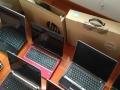 公司停业不做了,很新i3i5笔记本电脑处理