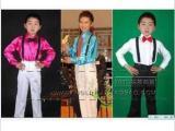 大合唱少儿童表演服演出服礼服装舞蹈服男童背带裤演出服小主持人