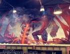 大庆专业墙绘、墙体彩绘、手绘墙、壁画绘制