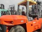二手叉车回收二手合力叉车3吨4吨叉车出租