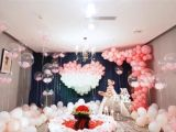 天津百日宴生日宴氣球布置