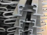 桥梁伸缩缝装置 c40型桥梁伸缩缝 80型公路桥梁伸缩缝厂家