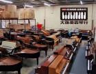 圣霏琴行 原装进口精品二手钢琴,大连价格最低规模最大