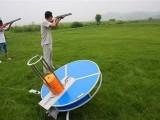 只玩一下就兴奋不已的电子飞碟,在内蒙古阿拉善显得特别神秘