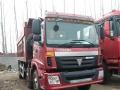 低价出售欧曼后八轮自卸货车,5.8米车厢, 法士特变速箱