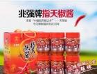 广西天等县特色产品:兆强牌指天椒酱