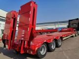 定做拖车钩机板10.5米11.5米12.5米13米