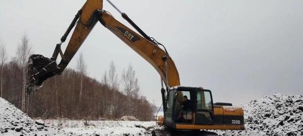 挖掘机卡特彼勒卡特325C致富好帮手