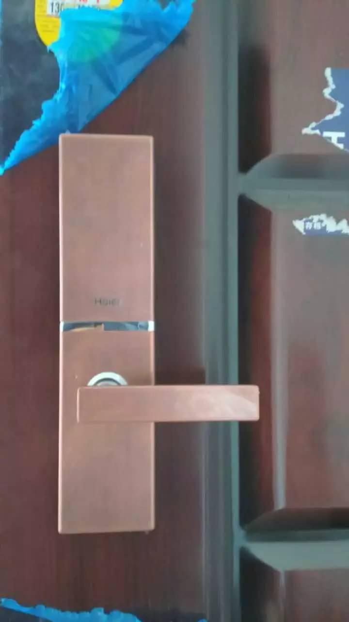 大连锁王开锁销售安装VOC,三星,海尔,耐特指纹锁