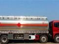 福田欧曼前四后四15吨运油车15吨油罐车
