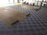 地格栅拼接效果图塑料地格栅拼接地格栅