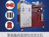 供应领新聚氨酯弹性体减震垫机械设备 厂家直销