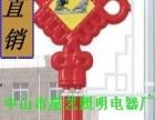led中国结灯笼椰树灯户外广告城市特色灯箱路灯
