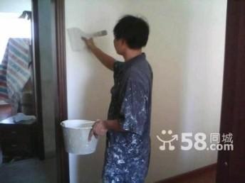 松江区车墩镇承接厂房墙面粉刷,旧房墙面修补 刷地坪漆