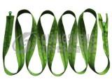 大5#尼龙双开尾拉链,睡袋拉链,帐篷拉链,绿色自锁