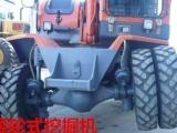 新源轮式挖掘机工厂价格