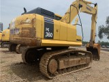 直销银川二手挖掘机,原装小松130-7和200,240-8等