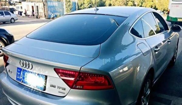 奥迪A7 2012款 2.8FSI quattro进取型