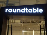 蛇口新时代广场附近广告招牌字门头字前台墙前台字制作安装服务