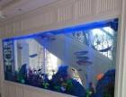 江阴南闸鱼缸,鱼缸定做、酒店、饭店商场海鲜设计定做