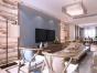 银川大宅别墅设计196平米新中式装修,真是有灵气