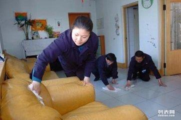 南京建邺区保洁公司专业房屋整体保洁打扫打蜡粉刷开荒擦玻璃
