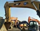 卡特349挖掘机水泵山东私人转让二手卡特320b挖掘机