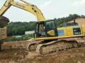 个人二手挖掘机 小松360 停工转让!