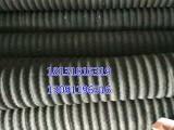 橡胶波纹钢丝管 橡胶钢丝增强管 橡胶双层钢丝管定制加工