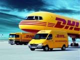 上海国际快递公司 寄口罩 美国快递 药品快递 DHL 文件