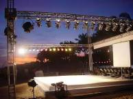南宁庆典活动布置舞台 桁架 灯光 音响 桌椅 帐篷租赁