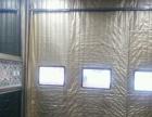 订做棉门帘,透明门帘:,工程窗帘