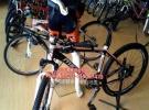 转让二手自行车山地车550元