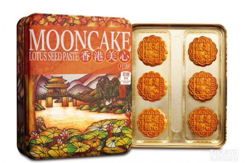 香港美心月饼现货批发零售