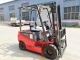 龙力德环保电动叉车2吨 2.5吨 带侧移 静音免维护